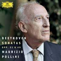 Beethoven: Piano Sonatas Nos. 16-20