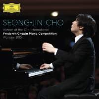 Chopin Competition Winner 2015