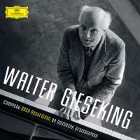 Walter Gieseking: Complete Bach Recordings on Deutsche Grammophon