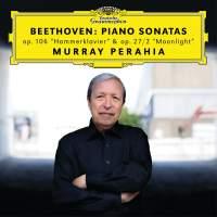 Beethoven: Piano Sonatas Nos. 14 & 29 (Hammerklavier) and (Moonlight)