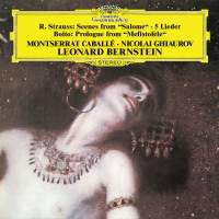 """R. Strauss: Selections From """"Salome"""", 5 Songs&#x3B; Boito: Mefistofele (Prologo)"""