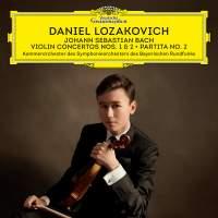 JS Bach: Violin Concertos Nos. 1 & 2