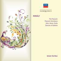 Kodály: Orchestral Works