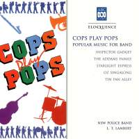 Cops Play Pops: Popular Music For Band