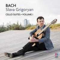 JS Bach: Cello Suites Volume I