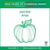Haydn - Arias : Vol. 21