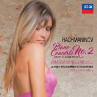Rachmaninov: Piano Concerto No. 2 & Corelli Variations (out 24th February)