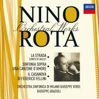 Rota: Orchestral Works Vol. 5