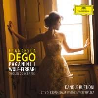 Paganini 1 & Wolf–Ferrari Violin Concertos