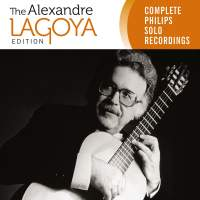 The Alexandre Lagoya Edition with Ida Presti - Complete Philips & RCA recordings