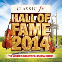 Classic FM Hall of Fame 2014