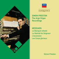 Messiaen: Organ Works