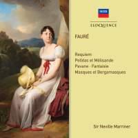 Faure: Requiem & Orchestral Works