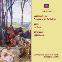 Mussorgsky, Ravel & Respighi: Orchestral Works
