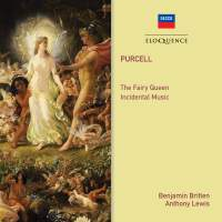 Purcell: The Fairy Queen&#x3B; Songs And Arias
