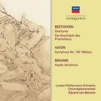 Beethoven, Haydn & Brahms: Orchestral Works