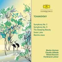 Tchaikovsky: Symphonies Nos. 3 & 5, Marche slave, Sleeping Beauty & Swan Lake