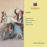 Auber: Orchestral and Theatre works