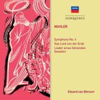 Mahler: Symphony No. 4 & Das Lied von der Erde