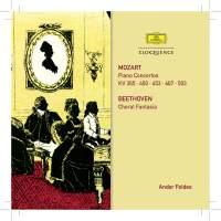 Mozart: Piano Concertos. Beethoven: Choral Fantasy