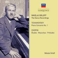 Nicolai Orloff - The Decca Recordings