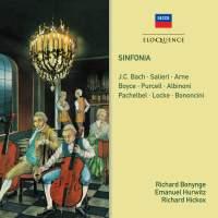 Sinfonia - Salieri, J.C. Bach, Arne, Purcell, Albinoni, Pachelbel
