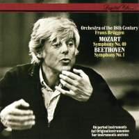 Mozart: Symphony No. 40 & Beethoven: Symphony No. 1