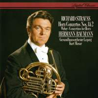Richard Strauss: Horn Concertos Nos. 1 & 2