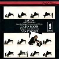 Bartok: Piano Concerto No. 1 & Music for Strings, Percussion and Celesta