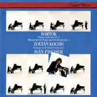 Bartok: Piano Concerto No. 2 & Rhapsody for Piano and Orchestra