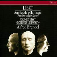Liszt: Années de pèlerinage, 1ère année - Suisse