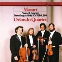 Mozart: String Quartets Nos. 21 and 22
