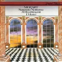 Mozart: 3 Divertimenti & Serenata Notturna