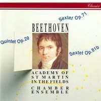 Beethoven: String Quintet & 2 Sextets