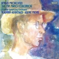 Prokofiev: Piano Concertos Nos. 1-5&#x3B; Classical Symphony&#x3B; Autumnal&#x3B; Overture on Hebrew Themes