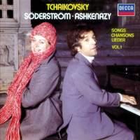 Tchaikovsky: Songs Vol.1
