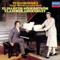 Tchaikovsky: Songs Vol.2