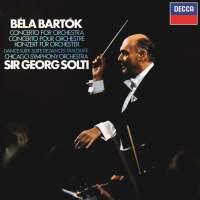 Bartók: Concerto For Orchestra&#x3B; Dance Suite