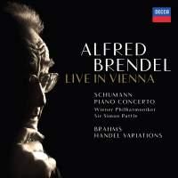 Alfred Brendel: Live in Vienna