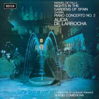 Falla: Nights in the Gardens of Spain / Chopin: Piano Concerto No. 2