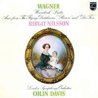 Wagner: Wesendonck Lieder&#x3B; Arias from Der fliegende Holländer, Rienzi & Die Feen