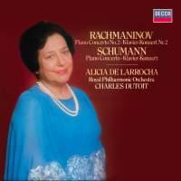 Schumann: Piano Concerto / Rachmaninov: Piano Concerto No. 2