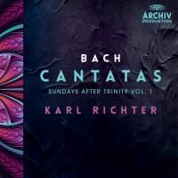 J.S. Bach: Cantatas - Sundays After Trinity