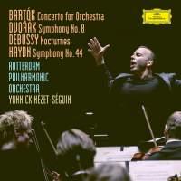 Bartók: Concerto For Orchestra, BB 123, Sz.116 / Dvorák: Symphony No.8 in G Major, Op.88, B.163 / Debussy: Nocturnes, L. 91 / Haydn: Symphony No.44 in E Minor, Hob.I:44 -'Mourning'