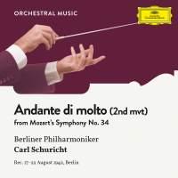 Mozart: Symphony No. 34 In C, KV 338: II. Andante di molto