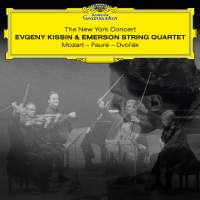 The New York Concert  - Fauré, Mozart, Dvořák
