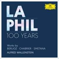 Works by Berlioz, Chabrier and Smetana