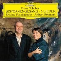 Schubert: Schwanengesang, D.957; 5 Lieder