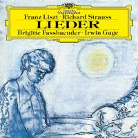 Liszt / Richard Strauss: Lieder (Selection)