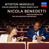 Marsalis: Violin Concerto & Fiddle Dance Suite